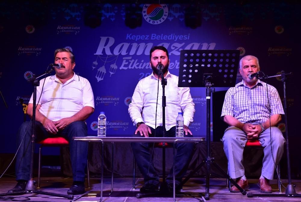 Kepez'de 15 Temmuz şehitleri anıldı