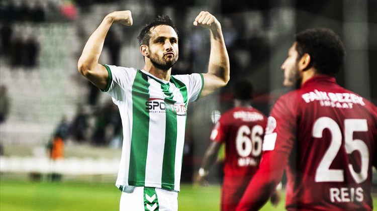 Konyaspor'dan F.Bahçe'ye ilk transfer!