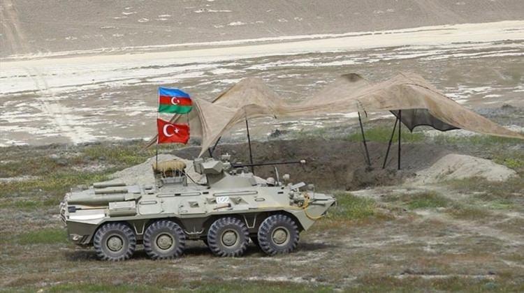 Türkiye ve Azerbaycan omuz omuza verdi!