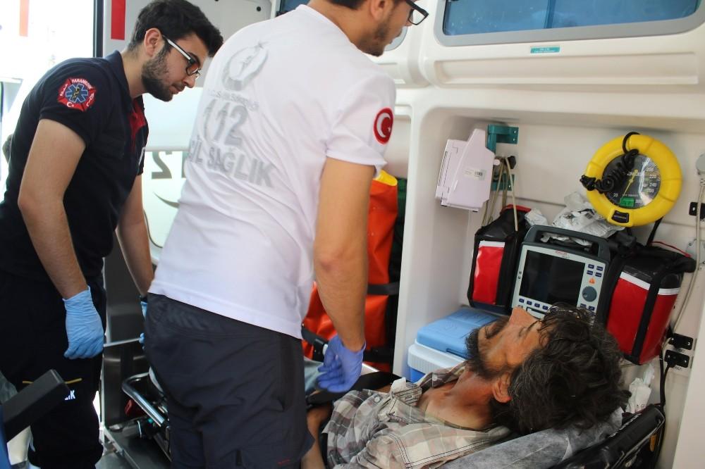 Antalya bonzai kullanan genç hastanelik oldu