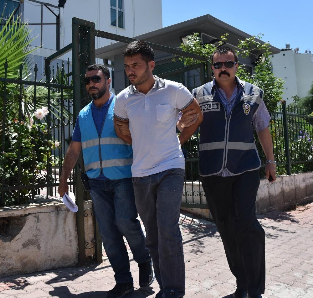 Antalya'da elektronik kelepçeli çete çökertildi