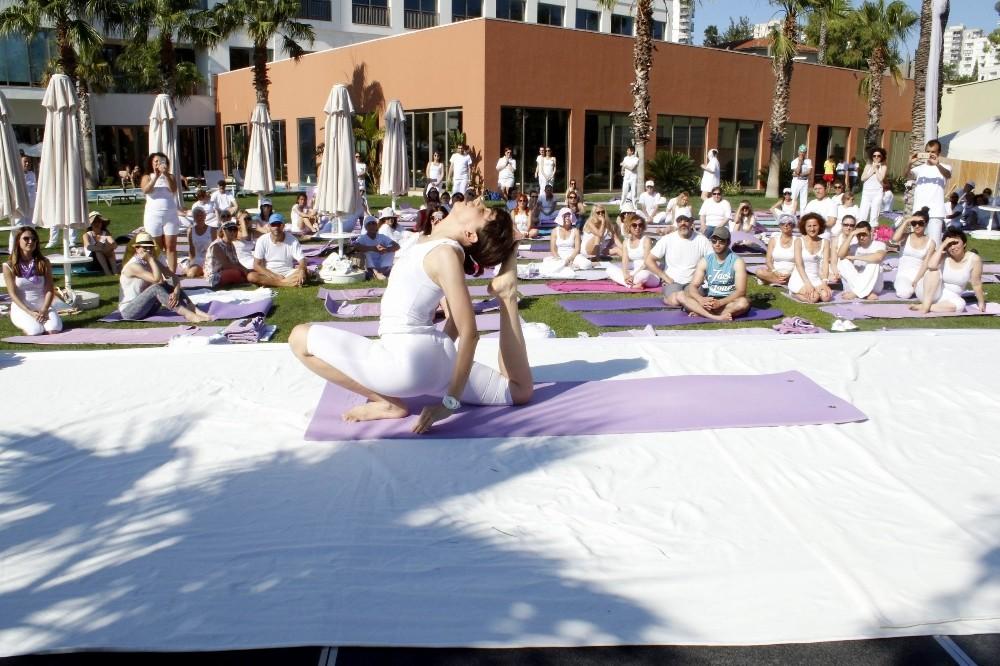 24-27 Haziran Yoga Festivali başladı