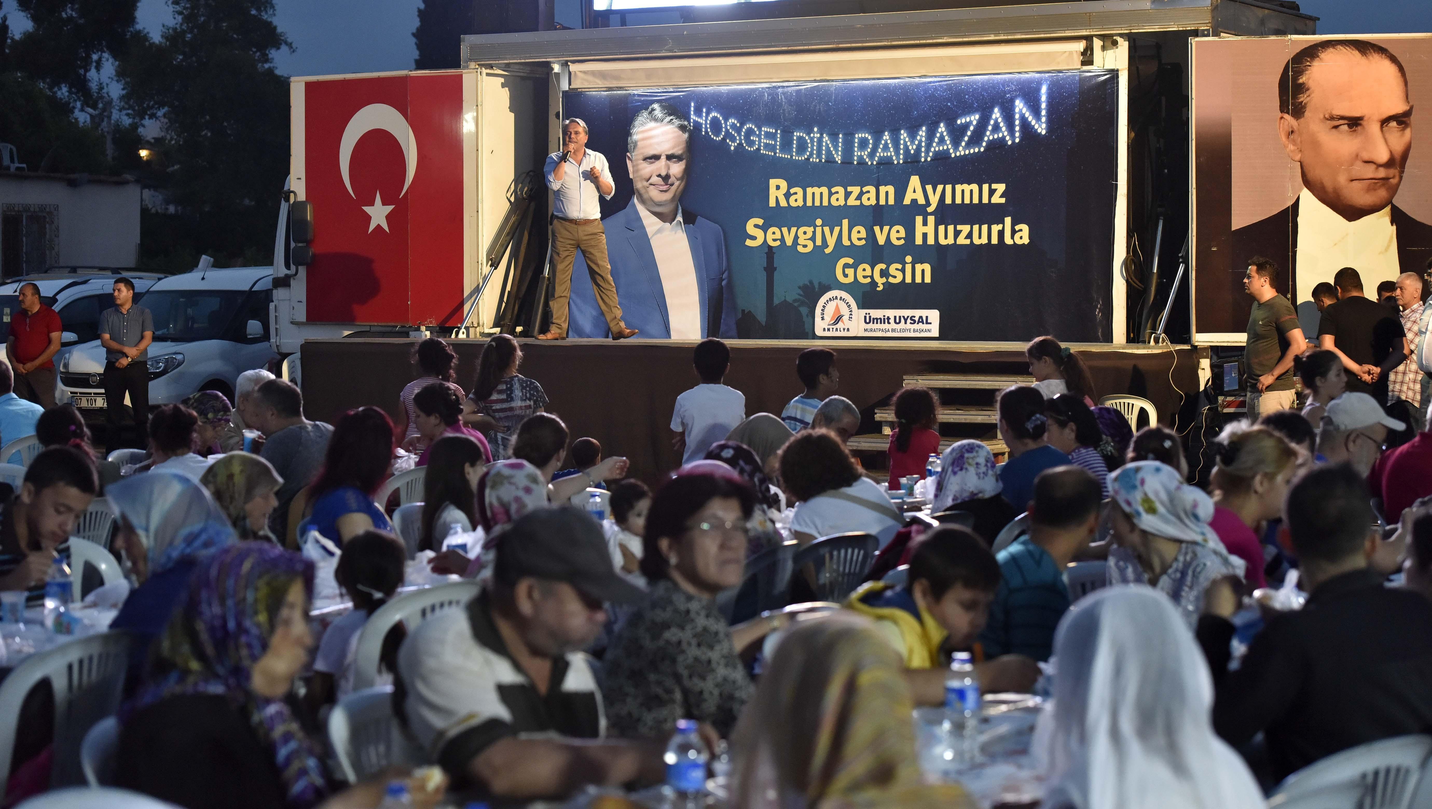 Başkan Uysal: Vakıflara çağrıda bulundu
