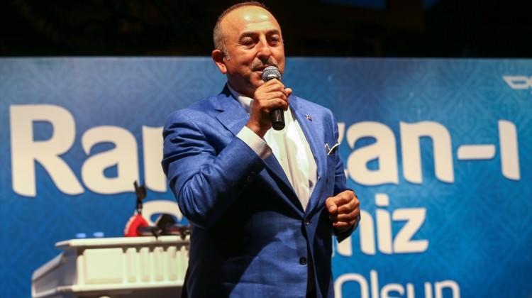 Çavuşoğlu: Herkes Cumhurbaşkanımız'a geliyor