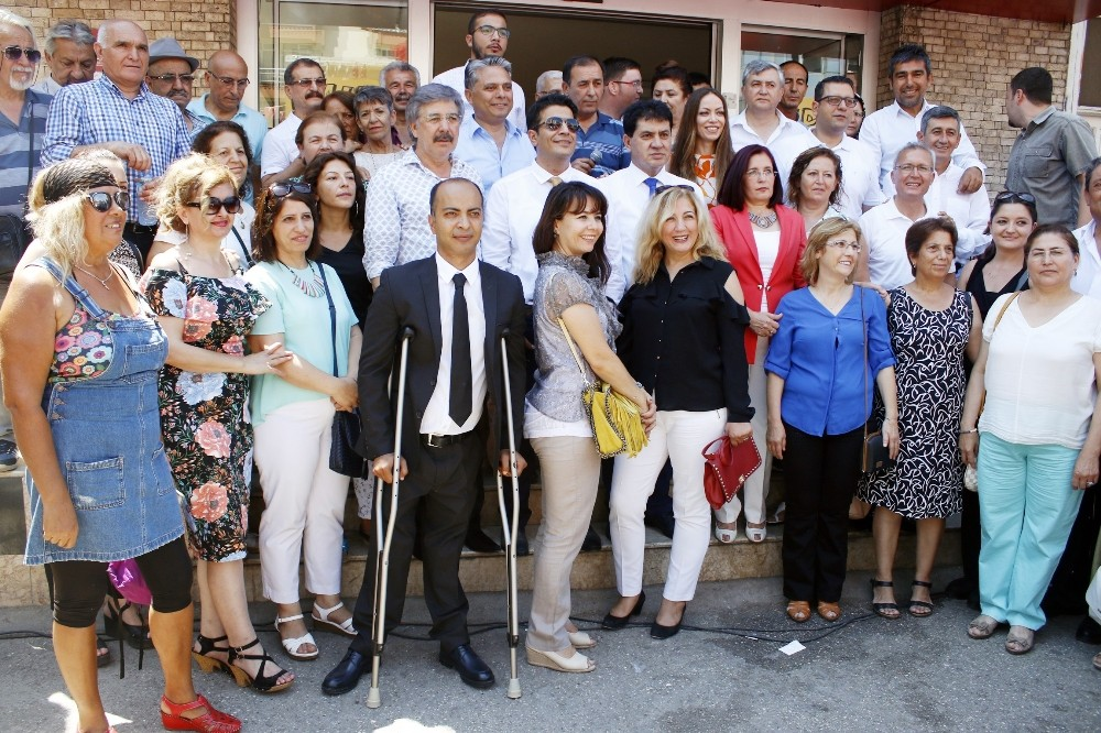 CHP Antalya'da bayramlaşma