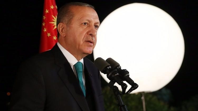 Erdoğan: Proje tamamlandı, yeniden yapılacak