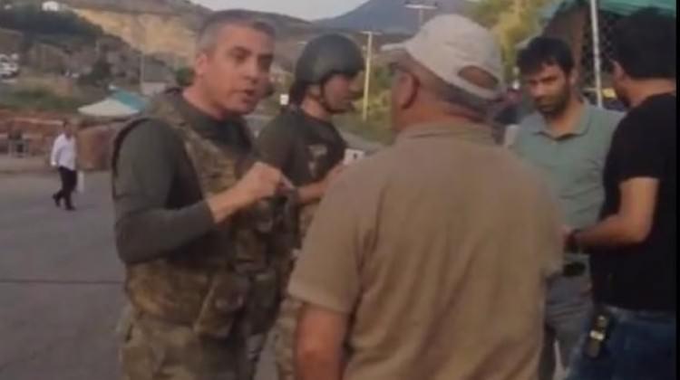 HDP'li Önlü ile ve askerin tartışmasına soruşturma