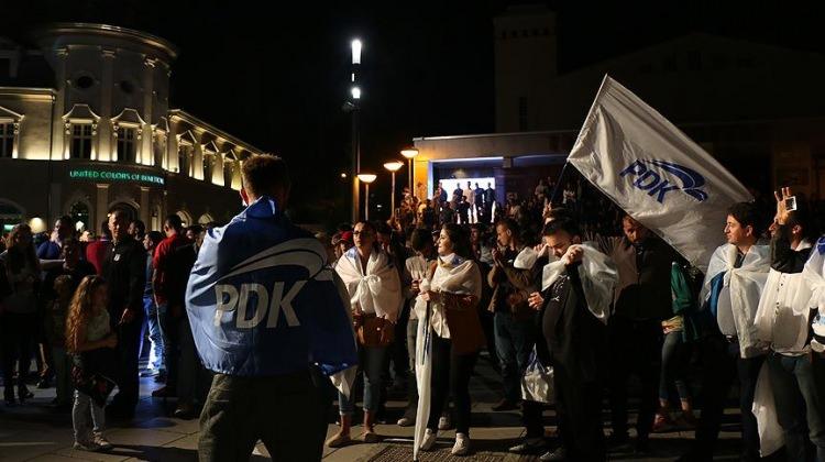 Kosova'da ittifak zafer ilan etti!