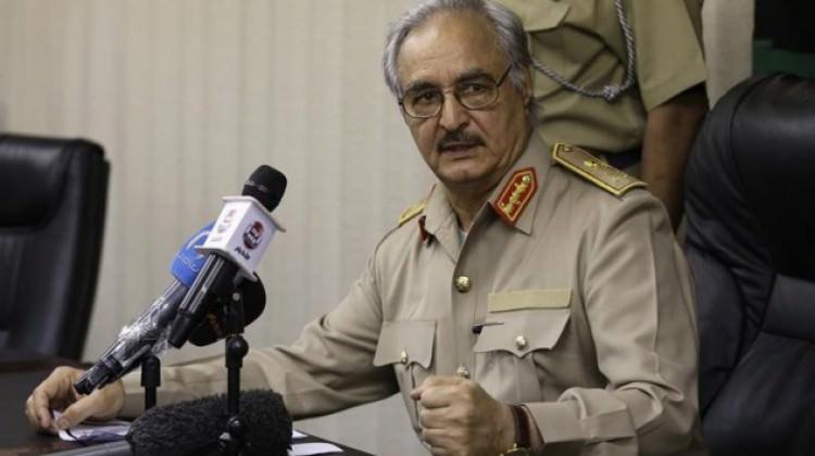 İngiliz uydusu BAE'den Libya'daki ateşe de benzin