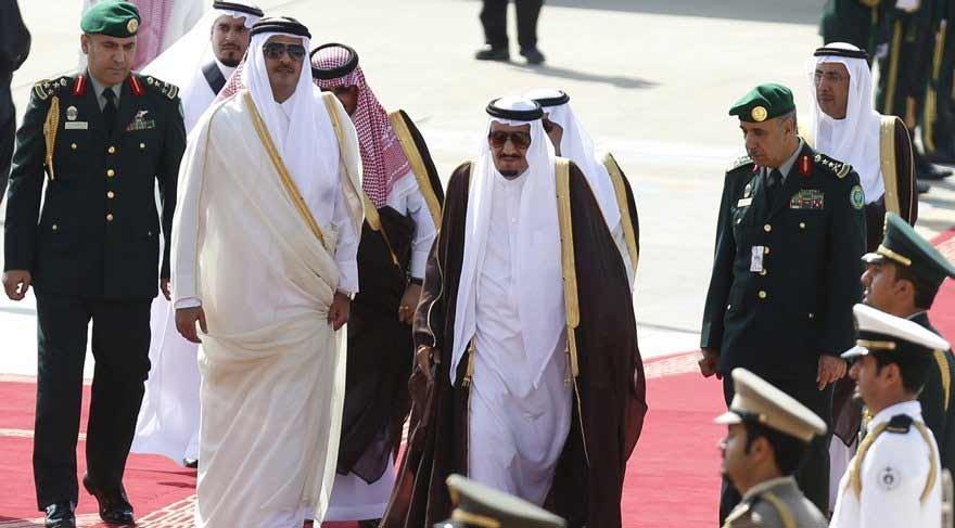Katar dan terör listesine kınama