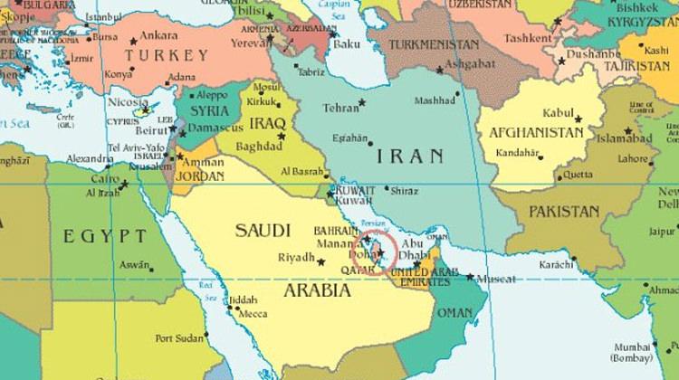 Katar'ın dünya haritasındaki konumu nere? Nüfusu kaç?
