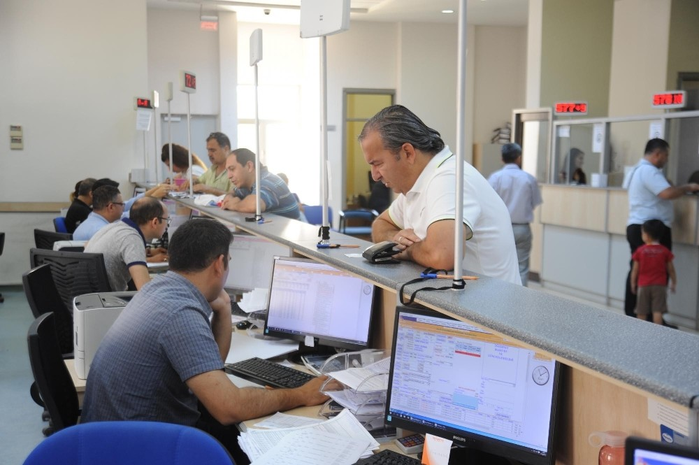 Kepez'de vergi yapılandırması devam ediyor