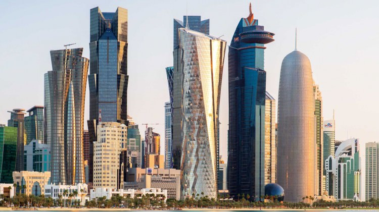 Bir ülke daha Katar'a uçaklarla gıda gönderiyor