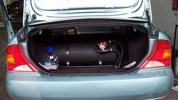 LPG'li Araçlar İçin yeni düzenleme yayınlandı