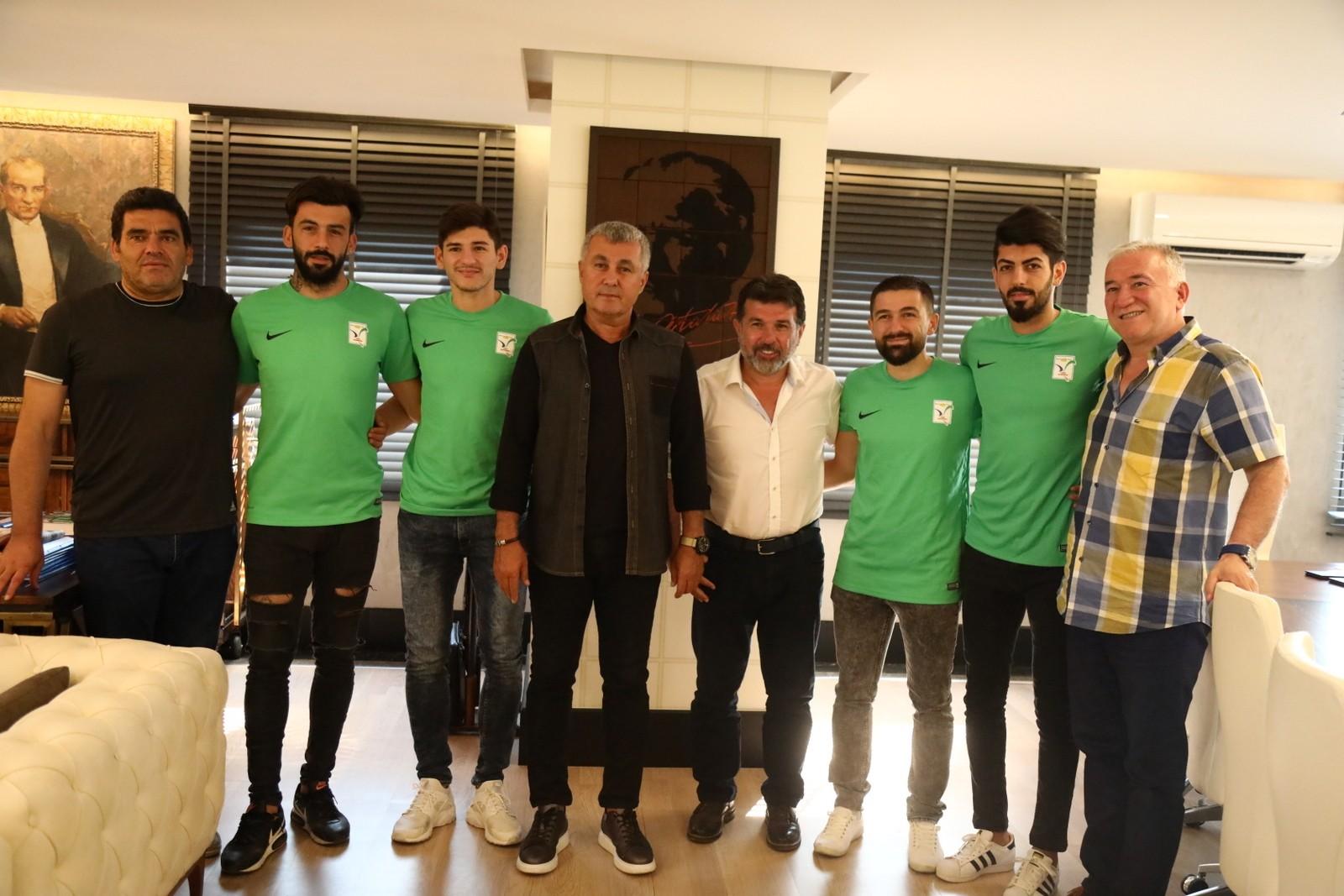Manavgat Belediyespor transferleri