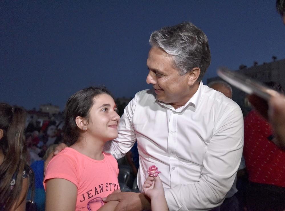 Başkan Uysal : Muratpaşa'da Ramazan ayı bir başka