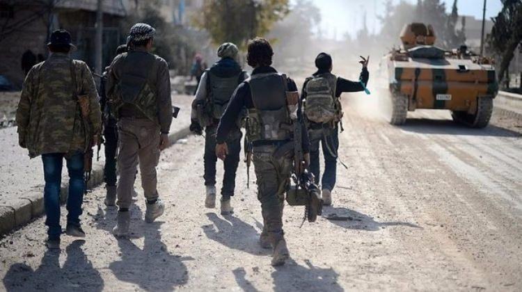 PYD'li teröristlere karşı harekat düzenlendi