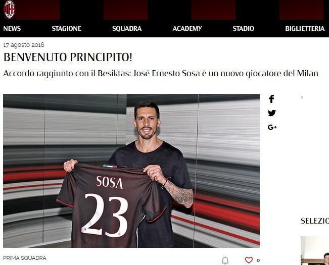 Antalyaspor Sosa transferinde istediğine ulaşamadı