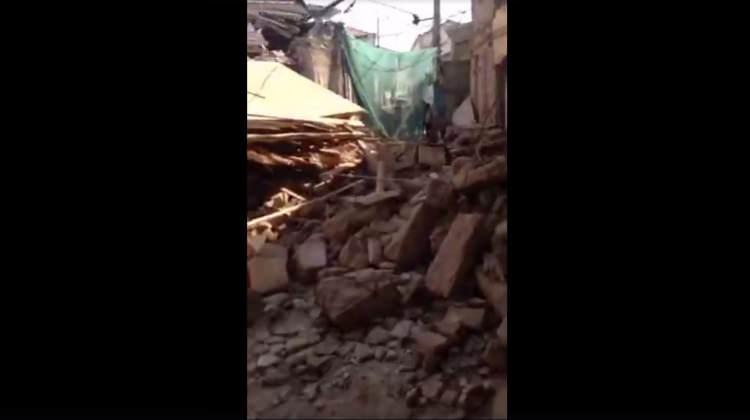 Ege'deki deprem en çok Yunanistan'ı vurdu!