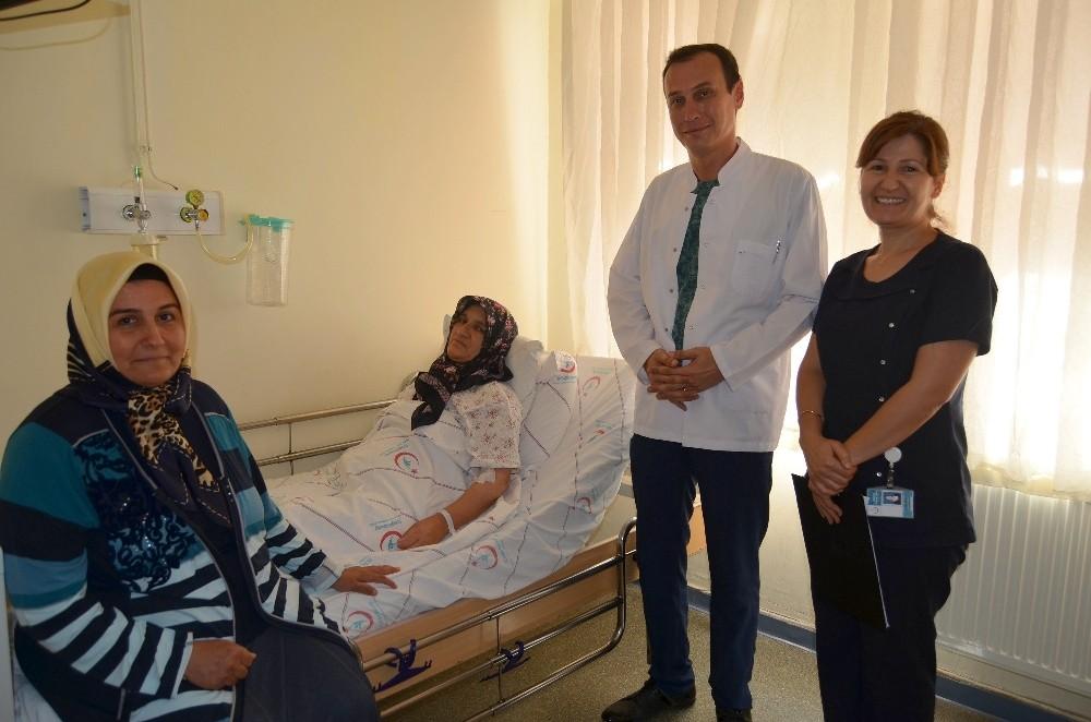 Alanya'da jinekolojik onkoloji ameliyatlarına başlandı