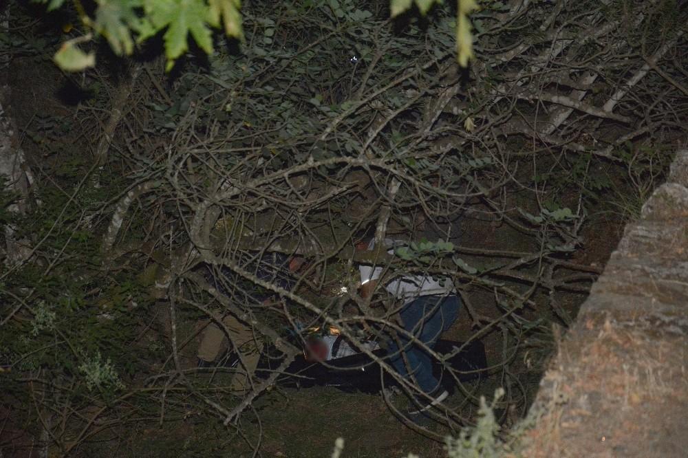 Antalya'da sır cinayet çözülüyor