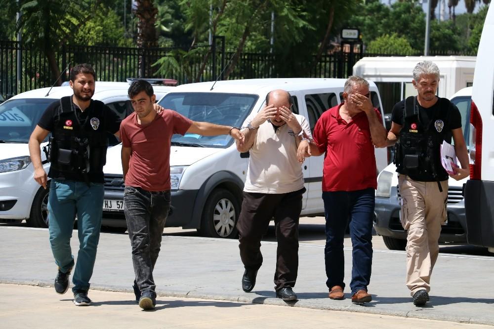 Antalya'da uluslararası uyuşturucu operasyonu