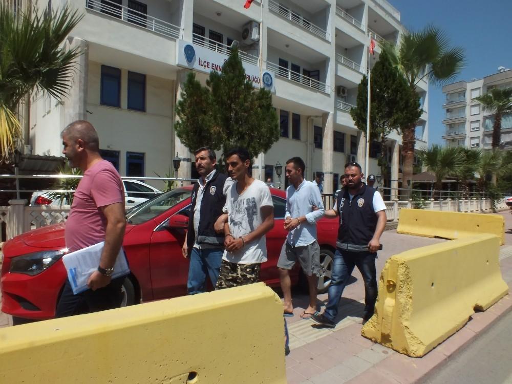 15 Temmuz afişi saldırganları tutuklandı
