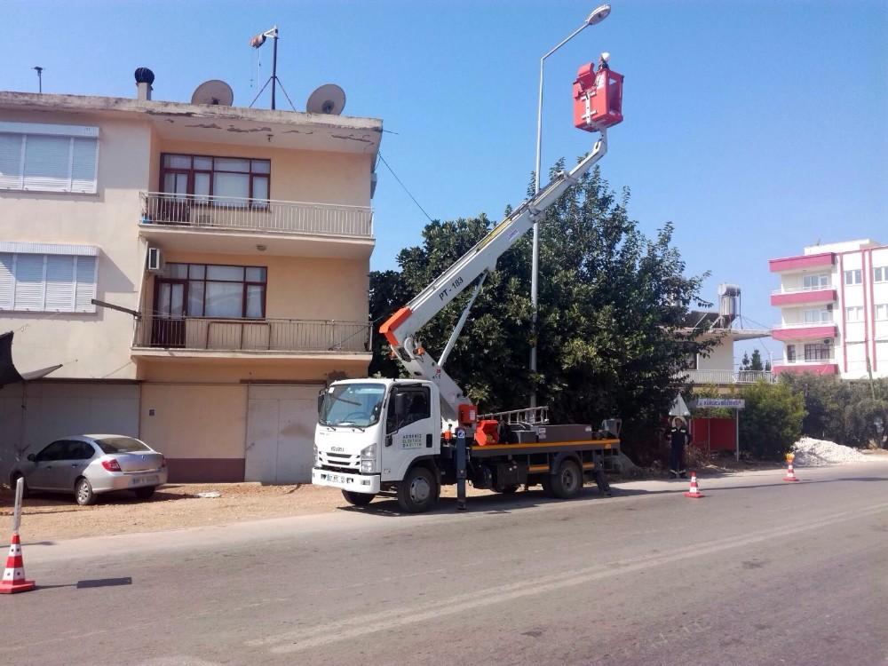 Antalya'nın Batı'sına 30,2 milyon liralık yatırım