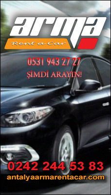 antalya rent a car