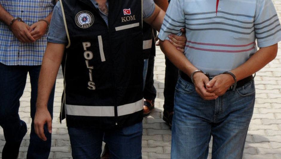 Antalya'da FETÖ'den bin 709 kişi tutuklandı