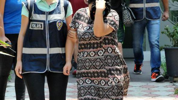 Taylandlı kadınlara fuhuş yaptıran Çinli çeteye operasyon