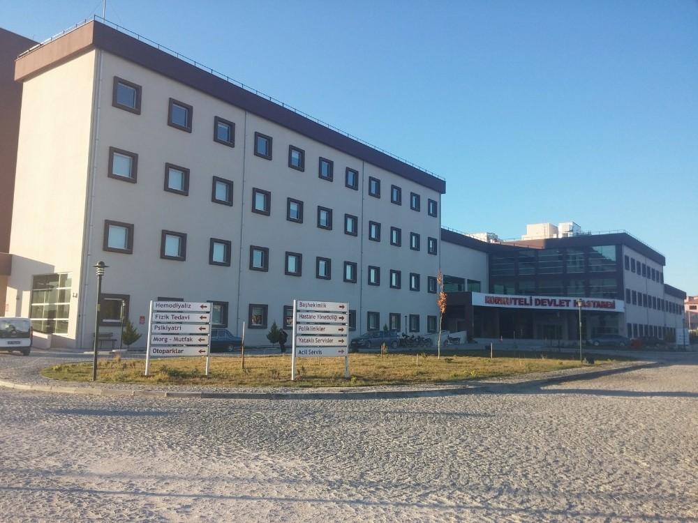 Korkuteli Devlet Hastanesi'ne rekor hasta başvurusu