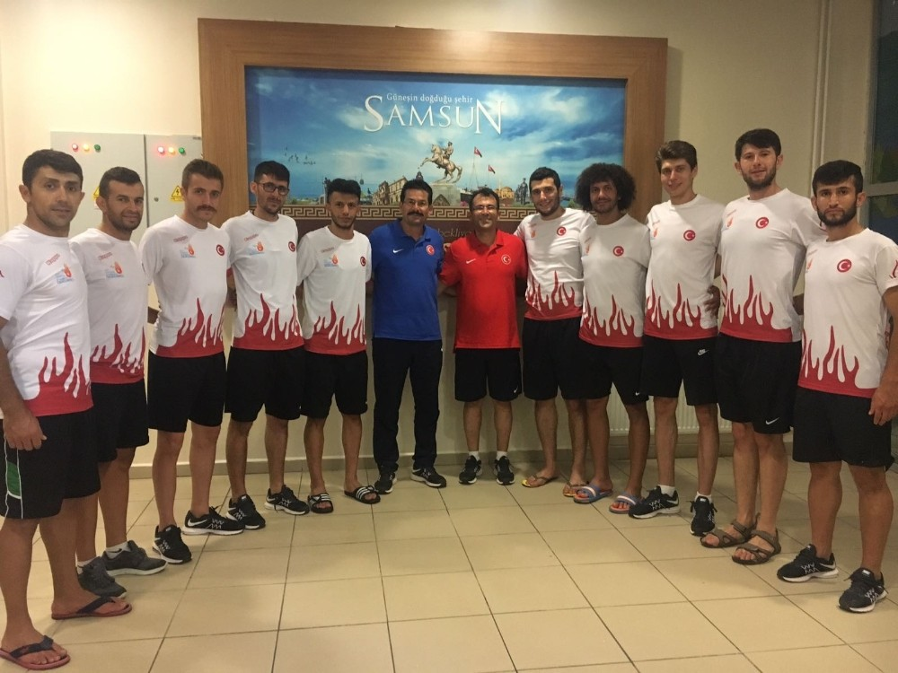 Manavgat olimpiyatlarda 16 kişiyle temsil ediliyor