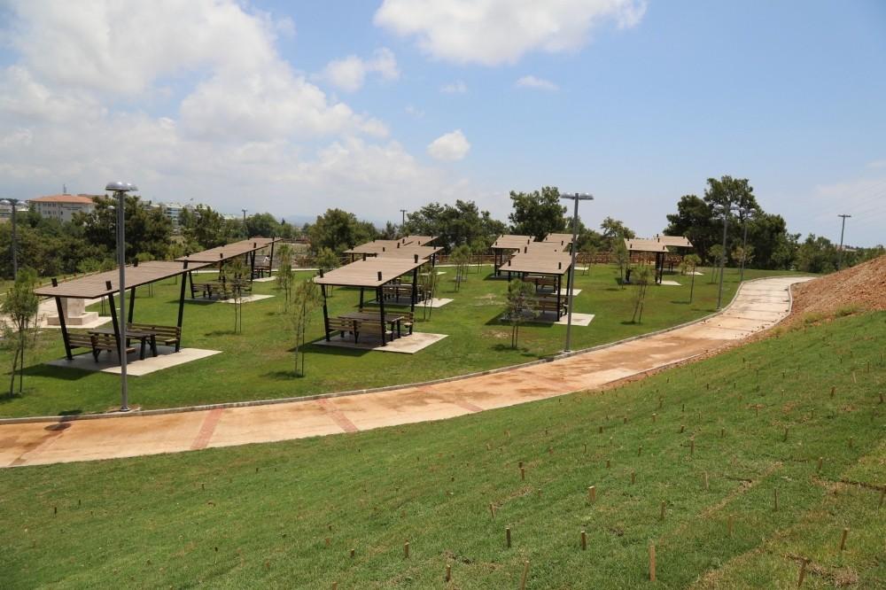 Manavgat Yemişli Mesire alanı açılıyor