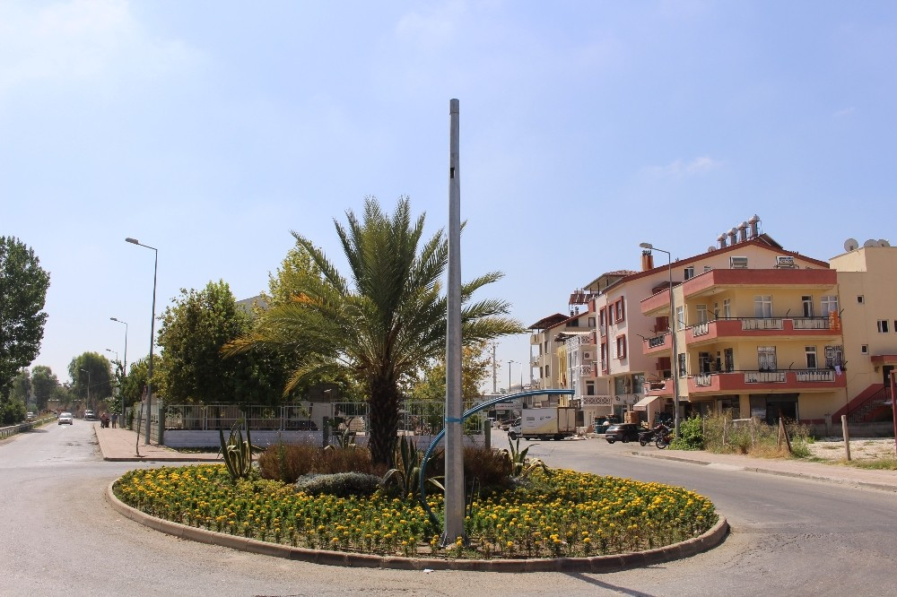 Manavgat'ta MOBESE Kasım'da hizmete girecek