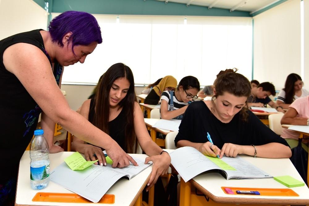 ODTÜ Gençlik Parkı'nda 200 öğrenciye ingilizce dersi