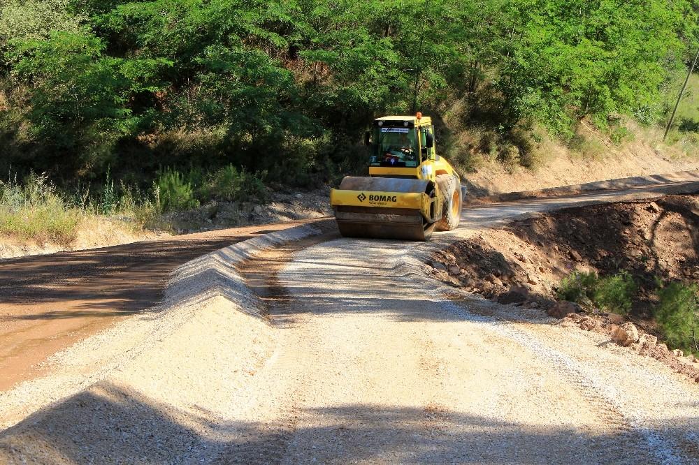 Ortaköy ve Karacaören asfalta kavuşuyor