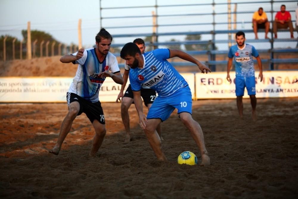 Plaj Futbol Ligi Manavgat Etabı 2017 sezonu