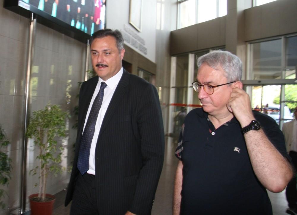 TÜBİTAK Başkanı'ndan Altuğ'a ziyaret