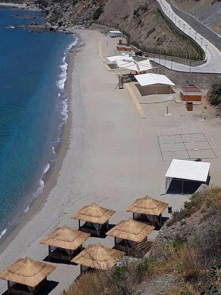 Aysultan Kadınlar Plajı açılıyor