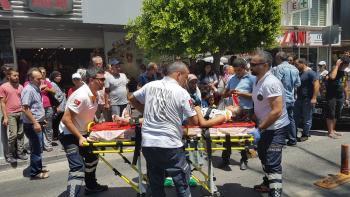 11 yaşındaki kıza yaya geçidinde otomobil çarptı