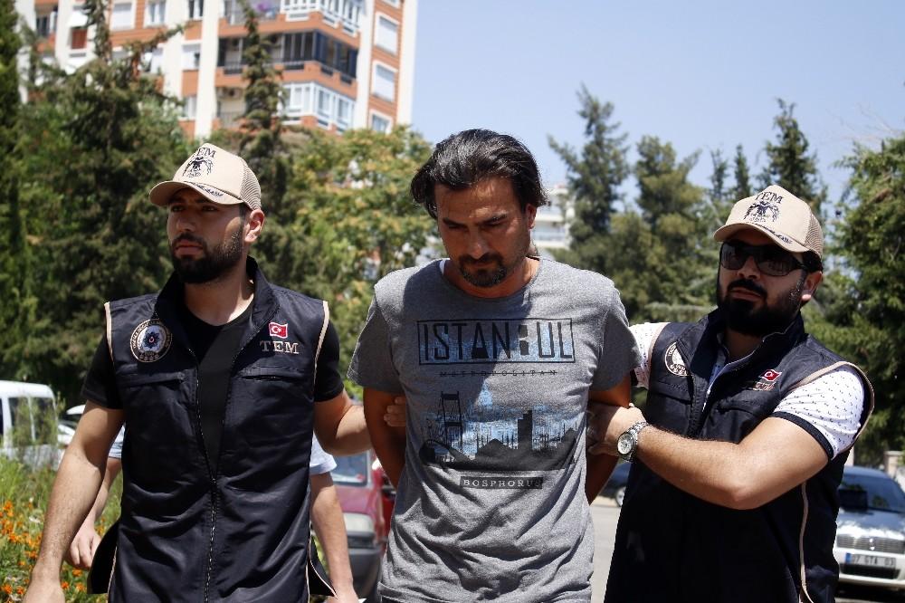 15 Temmuz darbe girişiminin firari ismi Antalya'da yakalandı