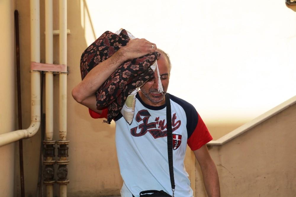 Acılı aile, Minik Atakan'ın cenazesini gözyaşları arasında teslim aldı