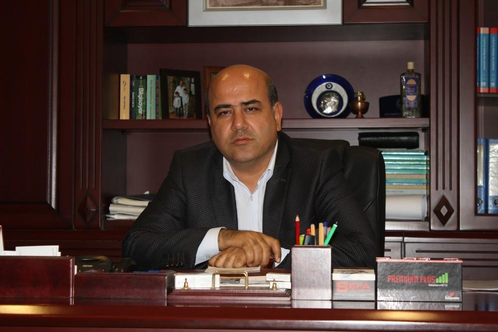 AK Parti Kemer İlçe Başkanlığı ataması