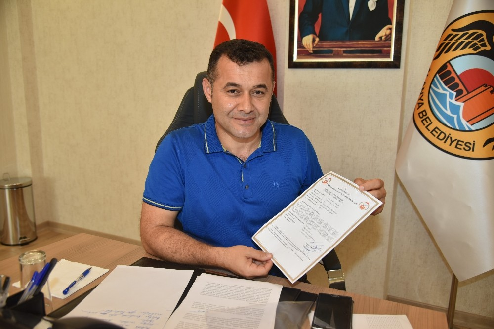 Alanya Belediyesi maden kalker ocağı kurdu