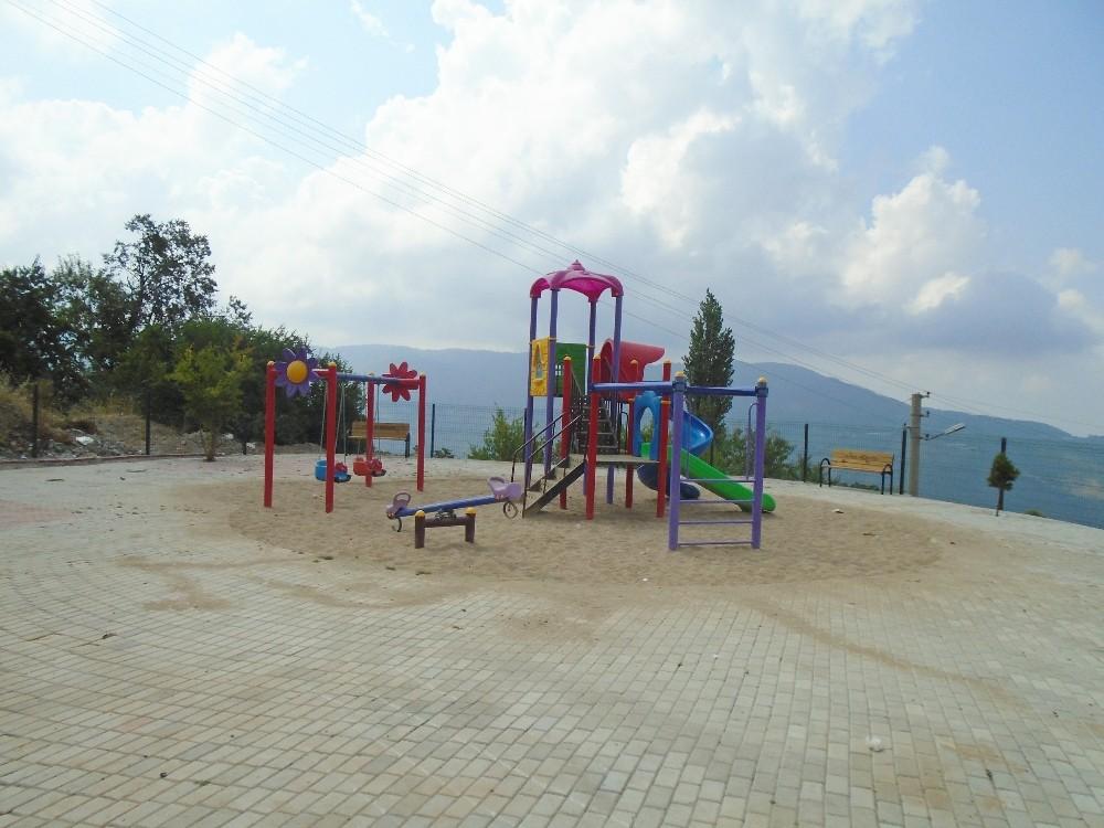 Alanya Belediyesi'nden 2 yeni park
