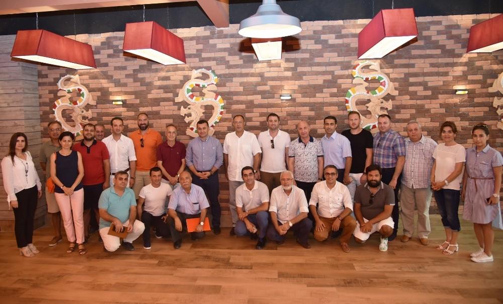Alanya'da turizm istişare toplantısı