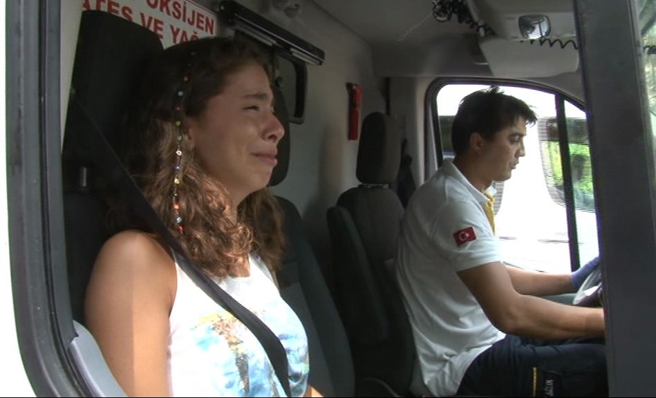 Antalya'da midibüs kazası: 6 yaralı