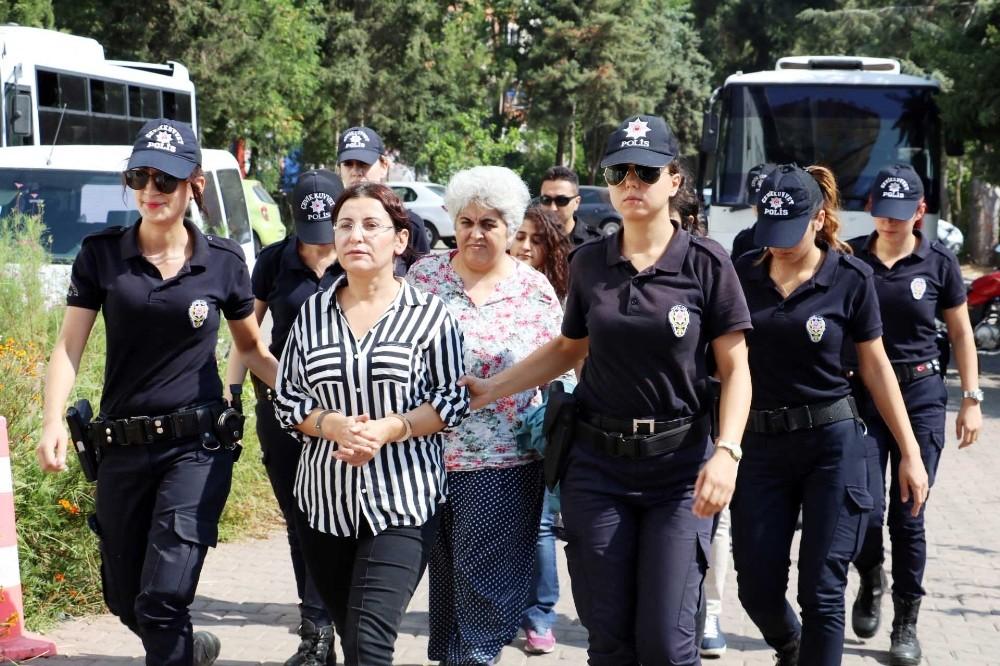 Antalya'da PKK operasyonu: 11 kişi adliyeye sevk edildi