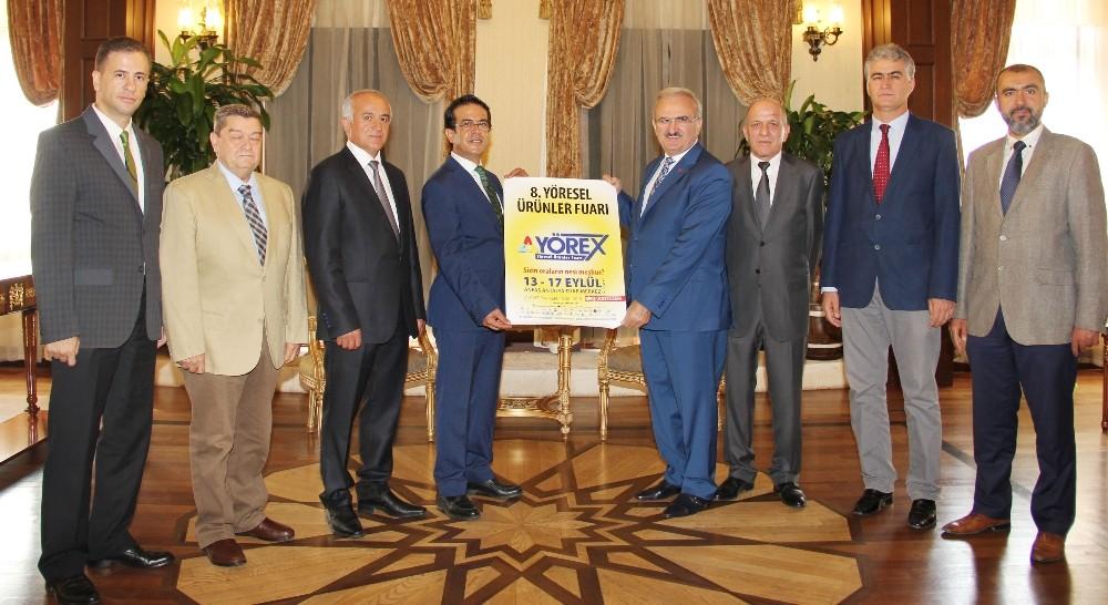 ATB'den Antalya protokolüne YÖREX daveti